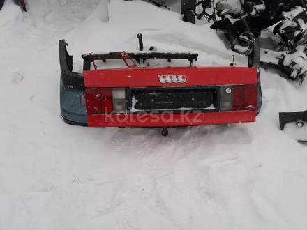Крышка багажника на Ауди в4 за 10 000 тг. в Костанай – фото 2