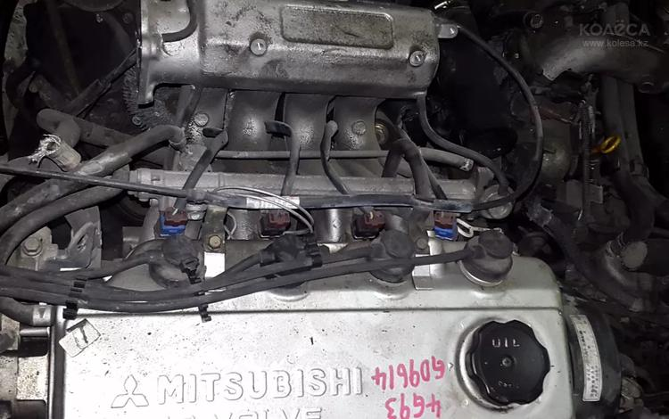 Двигатель на Galant 4g63 (Sonce, Donce) за 210 000 тг. в Алматы