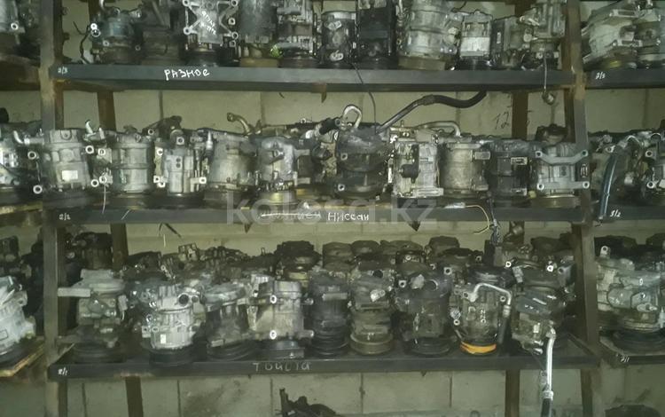 Компрессор кондиционера на Ниссан Xterra VQ40 за 70 000 тг. в Алматы