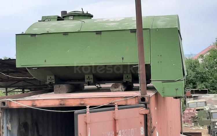 Автоцистерна алюминеевая в Алматы