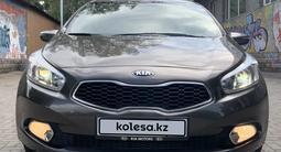 Kia Cee'd 2014 года за 5 100 000 тг. в Алматы – фото 2