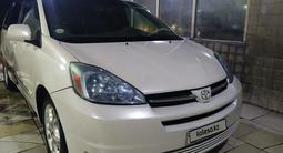 Toyota Sienna 2004 года за 4 030 000 тг. в Алматы – фото 2