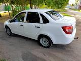 ВАЗ (Lada) 2190 (седан) 2014 года за 2 000 000 тг. в Костанай – фото 2