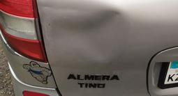 Nissan Almera Tino 2004 года за 3 000 000 тг. в Алматы – фото 5