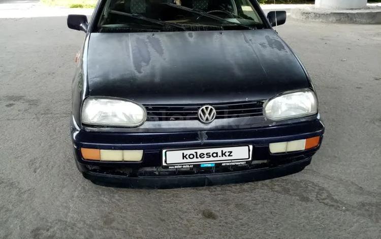 Volkswagen Golf 1993 года за 600 000 тг. в Алматы