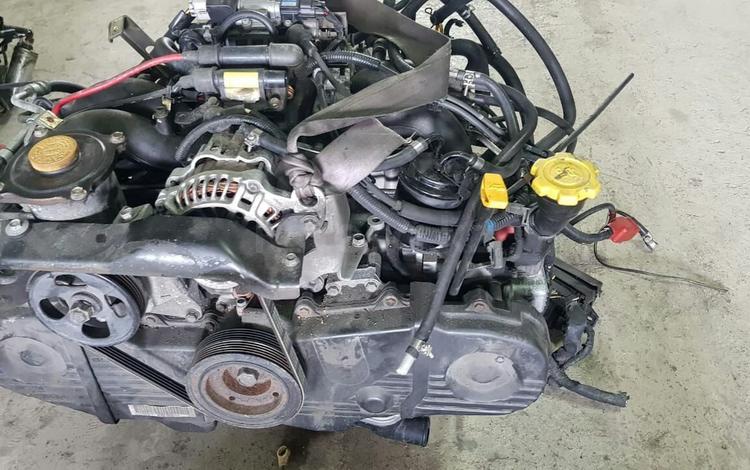 Привазной двигатель на субару легасси объём 2.5 2.0 за 300 000 тг. в Нур-Султан (Астана)