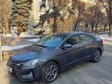Hyundai Elantra 2019 года за 10 000 000 тг. в Алматы – фото 4