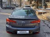 Hyundai Elantra 2019 года за 10 000 000 тг. в Алматы – фото 5