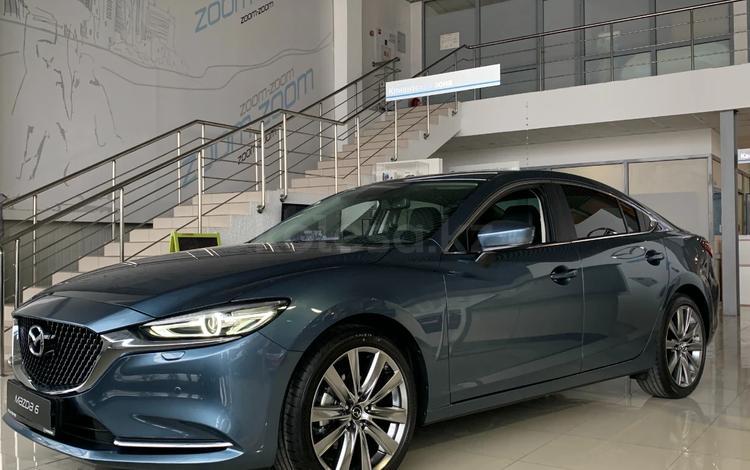 Mazda 6 Supreme Plus 2021 года за 13 590 000 тг. в Уральск