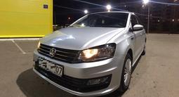 Volkswagen Polo 2019 года за 5 600 000 тг. в Уральск – фото 4