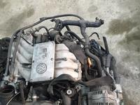 Volkswagen Passat Б4 1.6 Инжектор двигатель за 120 000 тг. в Нур-Султан (Астана)