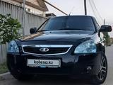 ВАЗ (Lada) Priora 2172 (хэтчбек) 2013 года за 2 400 000 тг. в Алматы – фото 5