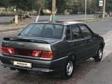 ВАЗ (Lada) 2115 (седан) 2011 года за 1 880 000 тг. в Шымкент – фото 3