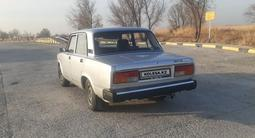 ВАЗ (Lada) 2107 2010 года за 1 400 000 тг. в Туркестан – фото 2