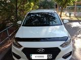 Hyundai Accent 2019 года за 6 100 000 тг. в Талдыкорган – фото 3