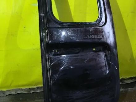 В наличии Задняя распашная дверь ларгус крышка багажника за 29 000 тг. в Нур-Султан (Астана)