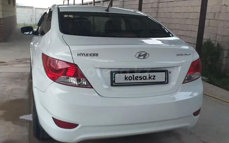Hyundai Solaris 2013 года за 3 800 000 тг. в Шымкент