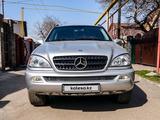 Mercedes-Benz ML 400 2004 года за 5 500 000 тг. в Алматы