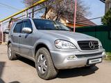 Mercedes-Benz ML 400 2004 года за 5 500 000 тг. в Алматы – фото 3