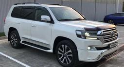 Toyota Land Cruiser 2018 года за 29 900 000 тг. в Алматы