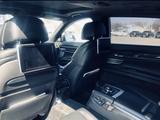 BMW 750 2013 года за 18 500 000 тг. в Уральск – фото 4