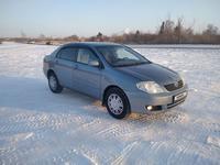 Toyota Corolla 2002 года за 2 250 000 тг. в Петропавловск
