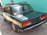 ВАЗ (Lada) 2107 2003 года за 400 000 тг. в Туркестан – фото 5