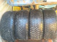 275-60-18 Bridgestone Зима 4шт за 40 000 тг. в Алматы