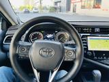 Toyota Camry 2020 года за 16 700 000 тг. в Шымкент – фото 5