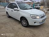 ВАЗ (Lada) 2190 (седан) 2013 года за 1 700 000 тг. в Кызылорда – фото 2