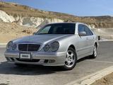 Mercedes-Benz E 320 2000 года за 4 600 000 тг. в Актау