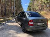 ВАЗ (Lada) Kalina 1118 (седан) 2007 года за 1 050 000 тг. в Уральск – фото 4