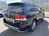 Lexus LX 570 2015 года за 25 700 000 тг. в Нур-Султан (Астана) – фото 2