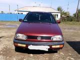 Volkswagen Golf 1993 года за 1 700 000 тг. в Усть-Каменогорск – фото 3