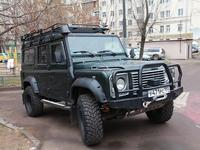 Бампер РИФ передний Land Rover Defender с защитной дугой за 161 000 тг. в Алматы