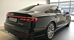 Audi A8 60 TFSI Quattro 2021 года за 80 959 800 тг. в Алматы – фото 5