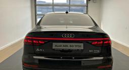 Audi A8 60 TFSI Quattro 2021 года за 80 959 800 тг. в Алматы – фото 4