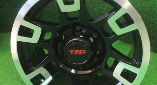 Новые диски r17 Toyota Prado, Hilux за 170 000 тг. в Алматы