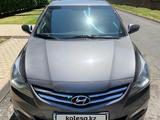 Hyundai Solaris 2014 года за 4 700 000 тг. в Алматы