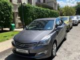 Hyundai Solaris 2014 года за 4 700 000 тг. в Алматы – фото 2