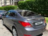 Hyundai Solaris 2014 года за 4 700 000 тг. в Алматы – фото 4