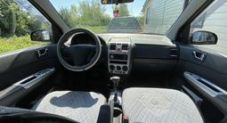Hyundai Getz 2007 года за 2 600 000 тг. в Усть-Каменогорск – фото 5