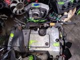 Двигатель Mercedes benz 2.2 16V M111 E22 + за 250 000 тг. в Тараз – фото 2