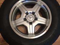 Летние шины Michelin с дисками. за 250 000 тг. в Нур-Султан (Астана)