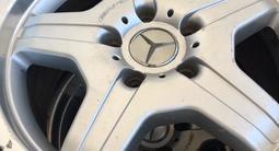 Летние шины Michelin с дисками. за 250 000 тг. в Нур-Султан (Астана) – фото 3
