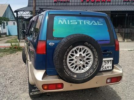 Nissan Mistral 1995 года за 1 850 000 тг. в Алматы – фото 4