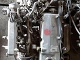 Двигатель на mitsubishi lancer 4G 13 1.3L 12V за 140 000 тг. в Тараз