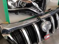 Решетки радиатора прадо 150 рестайл в наличий за 777 тг. в Караганда