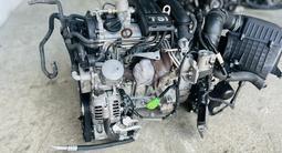Контрактный двигатель Volkswagen Polo 1.2 tsi CBZ. Из Японии! за 550 000 тг. в Нур-Султан (Астана) – фото 4