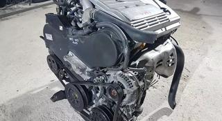 Двигатель toyota highlander за 555 тг. в Алматы